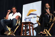 Mel Gibson and Jodie Foster Photos Photo