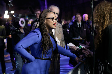 Ava DuVernay 'A Wrinkle In Time' European Premiere - Red Carpet Arrivals