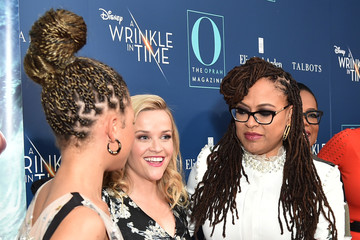 """Ava DuVernay Storm Reid O, The Oprah Magazine Hosts Special NYC Screening Of """"A Wrinkle In Time"""" At Walter Reade Theater"""