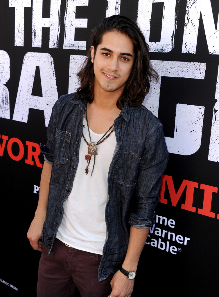 "Avan Jogia - Premiere Of Walt Disney Pictures' ""The Lone Ranger"" - Red Carpet"