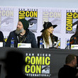 Avi Nash 2019 Comic-Con International - 'The Walking Dead' Panel