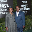 Avis Thomas The Broad Museum Celebrates The Opening Of 'Soul Of A Nation: Art In The Age Of Black Power 1963-1983' Art Exhibition – Arrivals