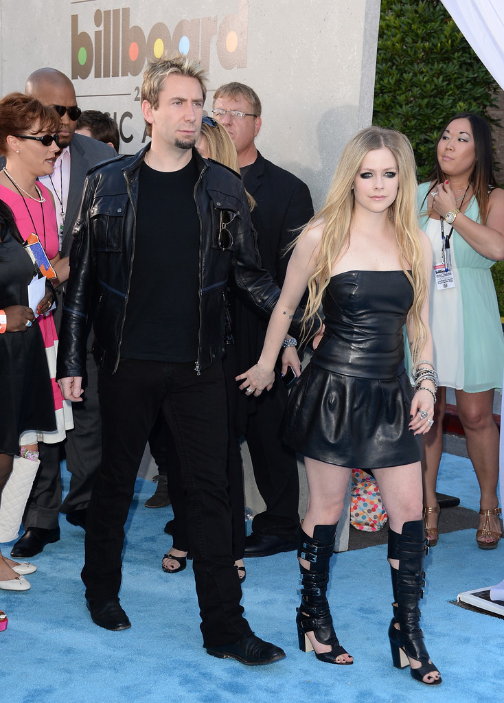 Avril Lavigne - Arrivals at the Billboard Music Awards — Part 3