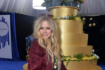 Avril Lavigne 61st Annual GRAMMY Awards - GRAMMY Gift Lounge - Day 2