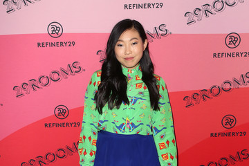 Awkwafina Refinery29's 29Rooms Los Angeles 2018: Expand Your Reality - Arrivals