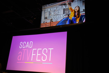 "Awkwafina SCAD aTVfest 2020 - ""Awkwafina Is Nora From Queens"""
