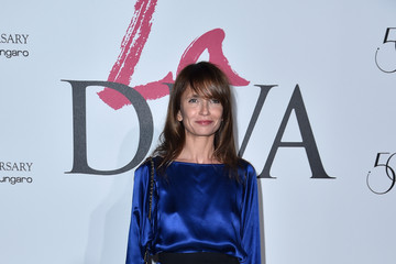 Axelle Laffont The Launch of the New Fragrance 'La Diva' and 50th Anniversary of Emanuel Ungaro - Photocall