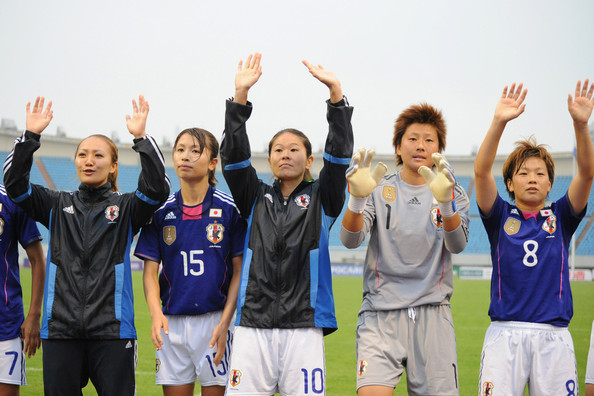 Japan v Thailand - Women's Olympic Asian Qualifier