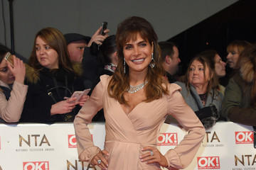 Ayda Field National Television Awards - Red Carpet Arrivals