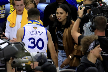 Ayesha Curry 2017 NBA Finals - Game Two