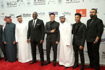 Ayman Jamal 2015 Dubai International Film Festival - Day 2