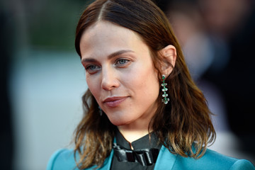 Aymeline Valade 'Ismael's Ghosts (Les Fantomes d'Ismael)' and Opening Gala Red Carpet Arrivals - The 70th Annual Cannes Film Festival