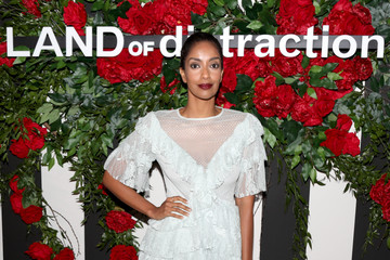 Azie Tesfai LAND of distraction Launch Party
