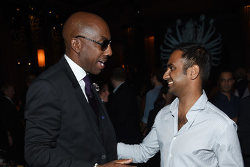 Aziz Ansari 'Curb Your Enthusiasm' Season 9 Premiere - After Party