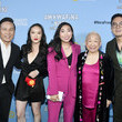 B.D. Wong Comedy Central's Awkwafina is Nora From Queens Premiere Party