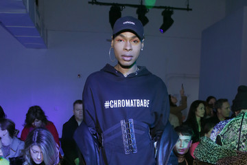 B. Hawk Snipes Chromat - Front Row - February 2019 - New York Fashion Week: The Shows