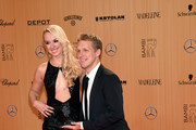 Oliver Pocher and Sabine Lisicki Photos Photo