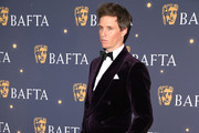 Eddie Redmayne attends the BAFTA Film Gala at the The Savoy Hotel, ahead of the EE British Academy Film Awards this Sunday, on February 08, 2019 in London, England.