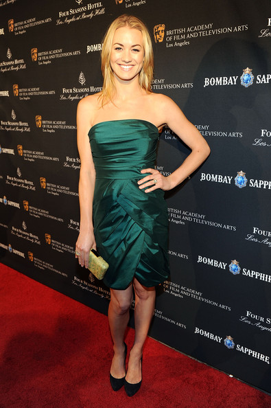 Actress Yvonne Strahovski attends the BAFTA Los Angeles Awards Season Tea in Association with The Four Seasons and Bombay Sapphire at the Four Seasons Hotel Los Angeles on January 15, 2011 in Los Angeles, California.