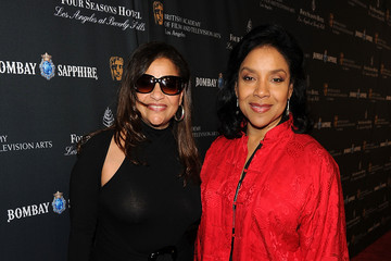 Phylicia Rashad Debbie Allen BAFTA Los Angeles Awards Season Tea In Association With The Four Seasons And Bombay Sapphire - Red Carpet