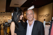 Philip Green Tehmina Sunny Photos Photo