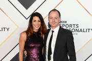 Shelley Rudman and Kristan Bromley attend the 2018 BBC Sports Personality Of The Year at The Vox Conference Centre on December 16, 2018 in Birmingham, England.