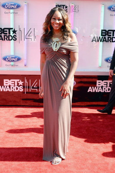 Singer Yolanda Adams attends the BET AWARDS '14 at Nokia Theatre L.A. LIVE on June 29, 2014 in Los Angeles, California.