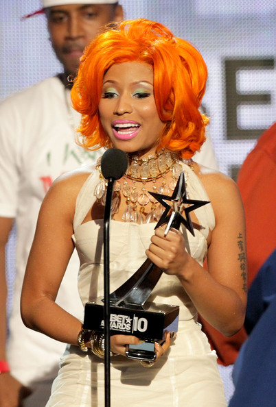 Nicki+Minaj in BET Awards '10 - Show