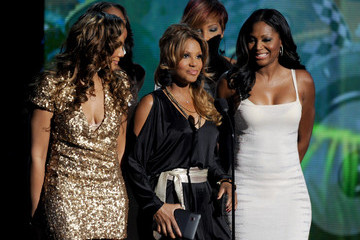 Traci Braxton BET Awards '11 - Show