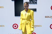 Karrueche Tran attends the Pantene Style Stage at the 2019 BET Awards at the 2019 BET Awards at Microsoft Theater on June 23, 2019 in Los Angeles, California.