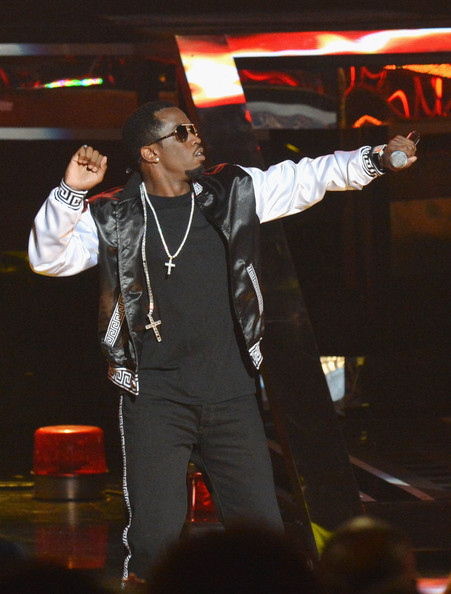 Sean Combs, 'P. Diddy,' performs onstage at the 2012 BET Hip Hop Awards at Boisfeuillet Jones Atlanta Civic Center on September 29, 2012 in Atlanta, Georgia.