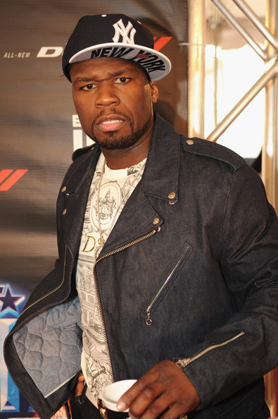 50 Cent attends the 2012 BET Hip Hop Awards at Boisfeuillet Jones Atlanta Civic Center on September 29, 2012 in Atlanta, Georgia.