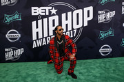 Comedian Katt Williams attends the BET Hip Hop Awards 2017 at The Fillmore Miami Beach at the Jackie Gleason Theater on October 6, 2017 in Miami Beach, Florida.