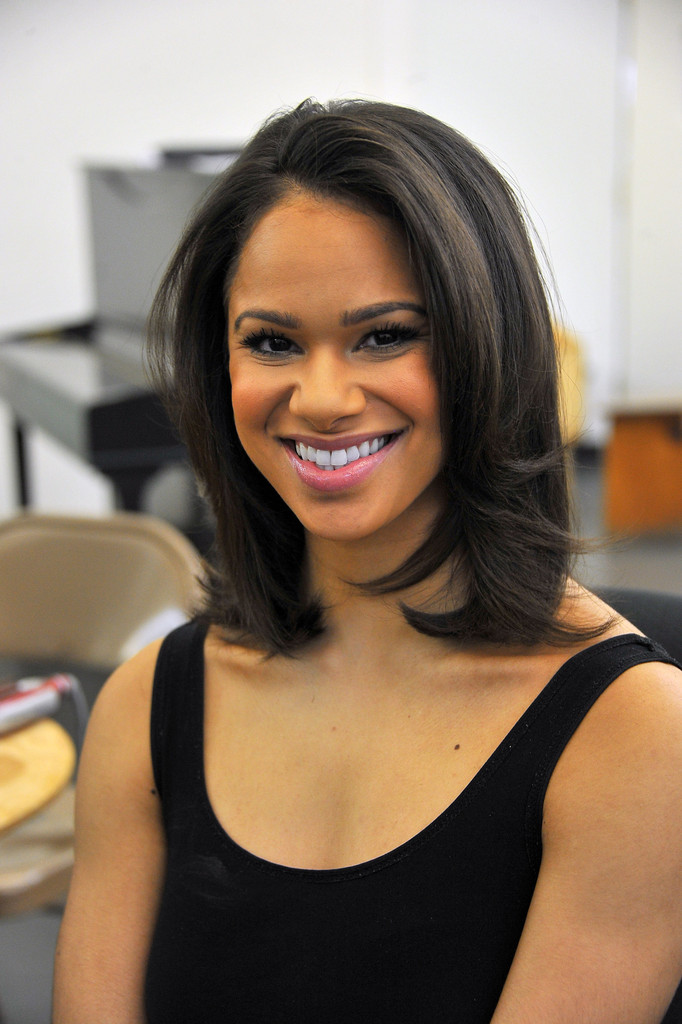 Misty Copeland Photos Photos Bet Honors Pantene