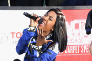 Sevyn Streeter performs during the 2017 Soul Train Awards Pre-Show, presented by BET, at the Orleans Arena on November 5, 2017 in Las Vegas, Nevada.