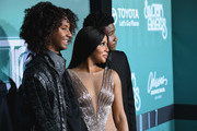 Toni Braxton and Denim Cole Braxton-Lewis Photos Photo