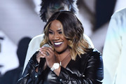 Kelly Price performs onstage at the 2019 Soul Train Awards presented by BET at the Orleans Arena on November 17, 2019 in Las Vegas, Nevada.