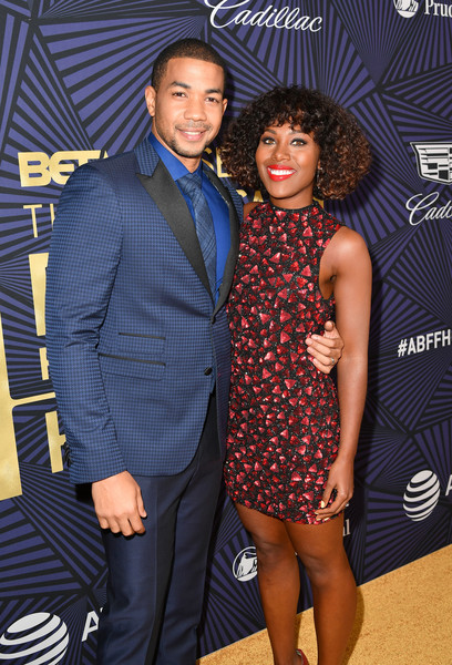 BET Presents the American Black Film Festival Honors - Red Carpet