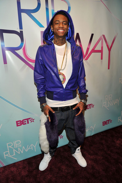 Recording artist Soulja Boy attends BET's Rip The Runway 2010 at the Hammerstein Ballroom on February 27, 2010 in New York City.