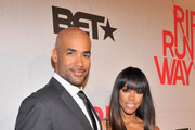 Kelly Rowland and Boris Kodjoe Photos Photo