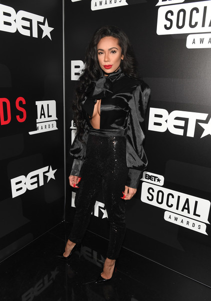BET's Social Awards 2018 - Arrivals - 58 of 87
