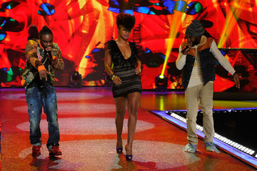 Jeremih Wale BET's Rip The Runway 2012 - Show