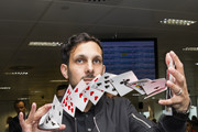 Dynamo attends the annual BGC Global Charity Day at BGC Partners on September 11, 2014 in London, England.