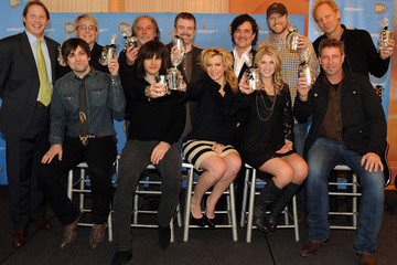 """Nathan Chapman BMI #1 Party For The Band Perry's """"All Your Life"""""""