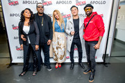 (L-R) Catherine Brewton with Mark Batson, Faith Evans, RedOne and Wardell Malloy during BMI's How I Wrote That Song 2018 on January 27, 2018 in New York City.