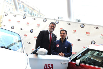 Jack Pitney BMW Group & The United States Olympic Committee Announce New Partnership