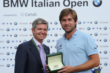 Gianpaolo Marini BMW Italian Open - Day Four