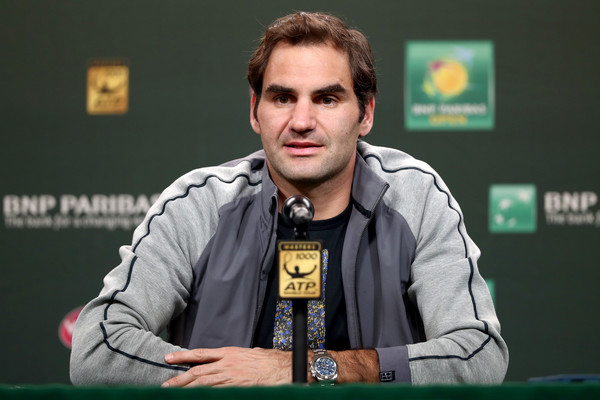 Despite Reclaiming No.1 Spot, Roger Federer Is Out To Prove Himself