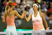 Maria Sharapova Victoria Azarenka Photos Photo