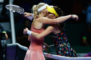 Agnieszka Radwanska and Caroline Wozniacki Photos Photo